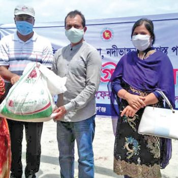 Bashundhara Group stands by flood-hit people