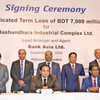 Bashundhara Group secures Tk 7,000m in syndicated loan